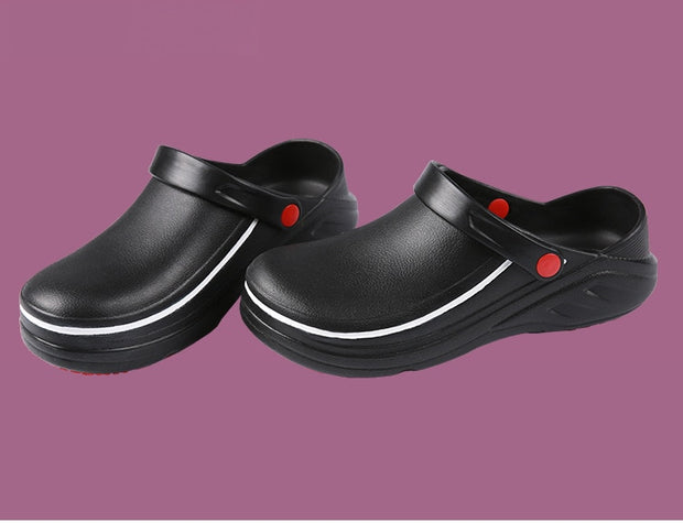 Cook Shoes Non-slip Waterproof Oil-proof - gadgets4chef