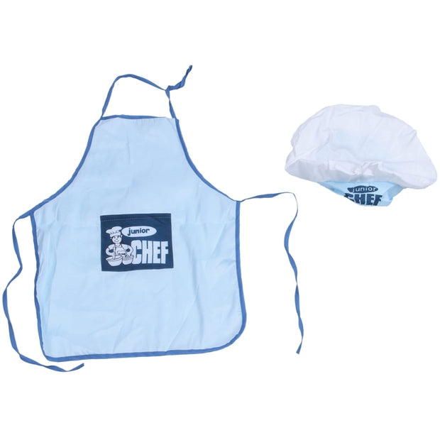 Kids Apron And Chef Hat Set - gadgets4chef