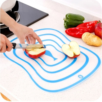 4Pcs/set Non-Slip Plastic Cutting Boards - gadgets4chef