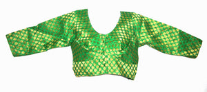 3/4 Sleeve Saree Blouse/Top Size 36