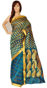 Beautiful Pure Silk & Cotton Mix Saree