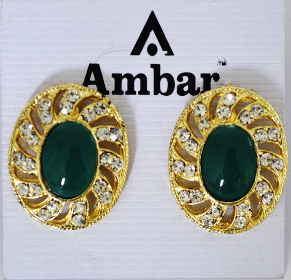 New Bollywood Indian  Stud Earrings