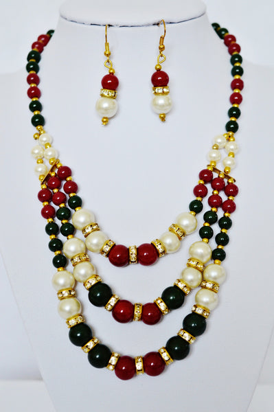 Indian Beautiful Jewllery Set