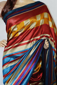 Indian  Exclusive Mayura Fancy Saree
