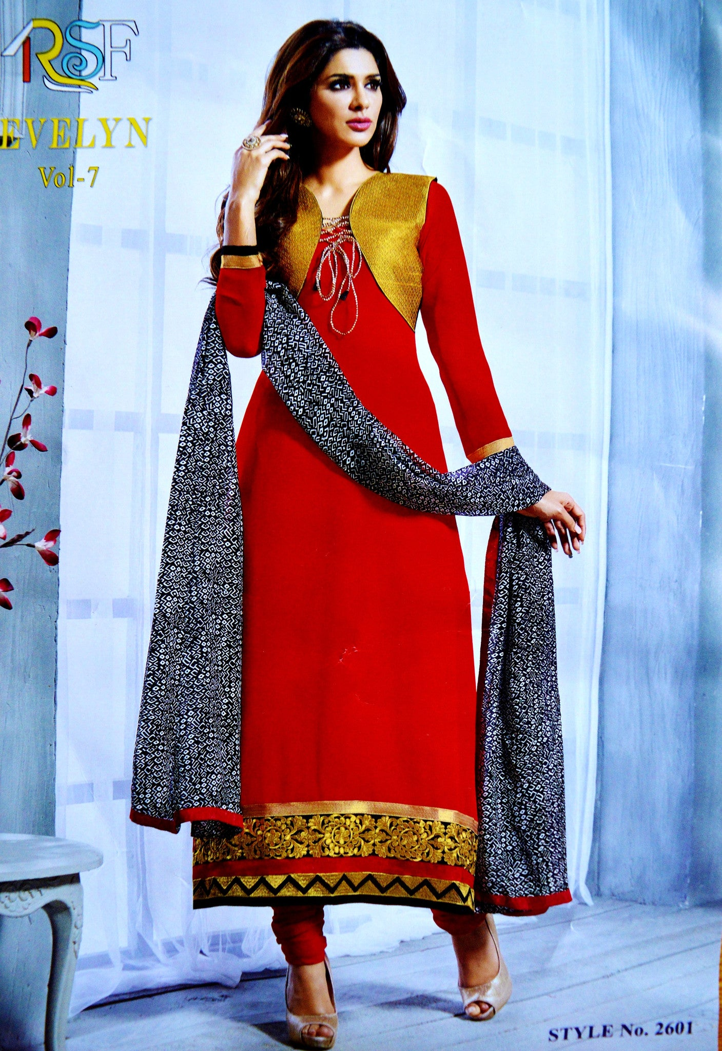 3c8f6e1d1e Indian Pakistani Salwar Kameez Suit Designer Dress! – NANDIKASAREES ...