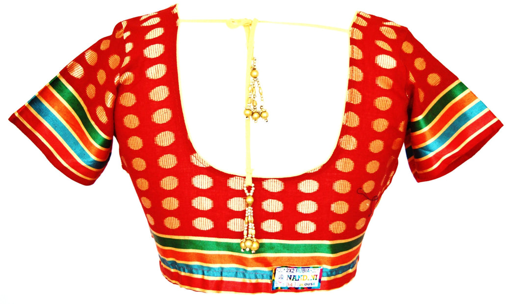 Indian  Saree Blouse / Top  Size 34