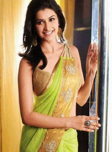 Prachi Desai Chiffon Bollywood Fancy Saree