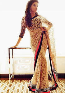 Bollywood Asin Rasal Net Saree