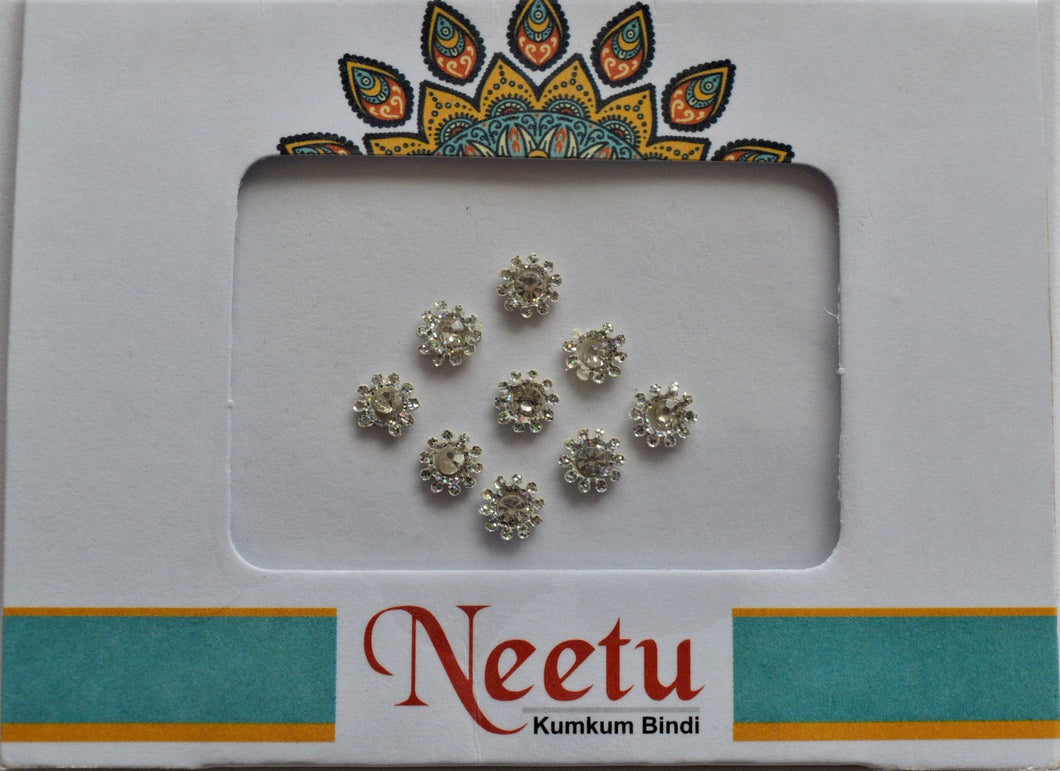 A Gorgeous Packet Of  Individual Bindis