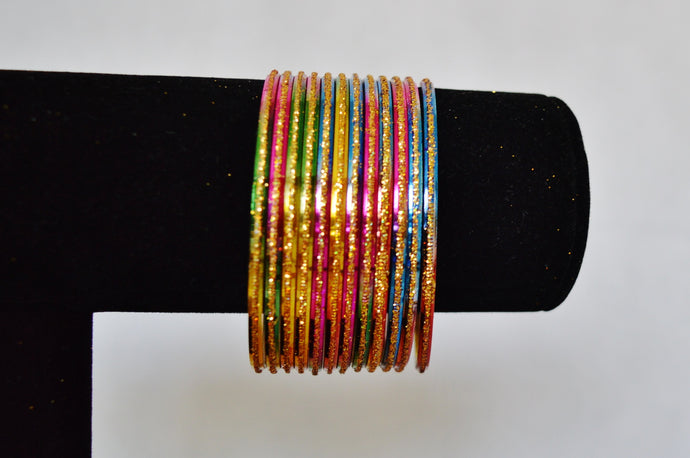 Set Of 12 Jewelry Bangles