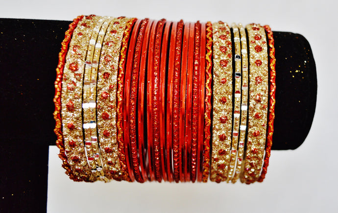 Set Of 24 Jewelry Bangles