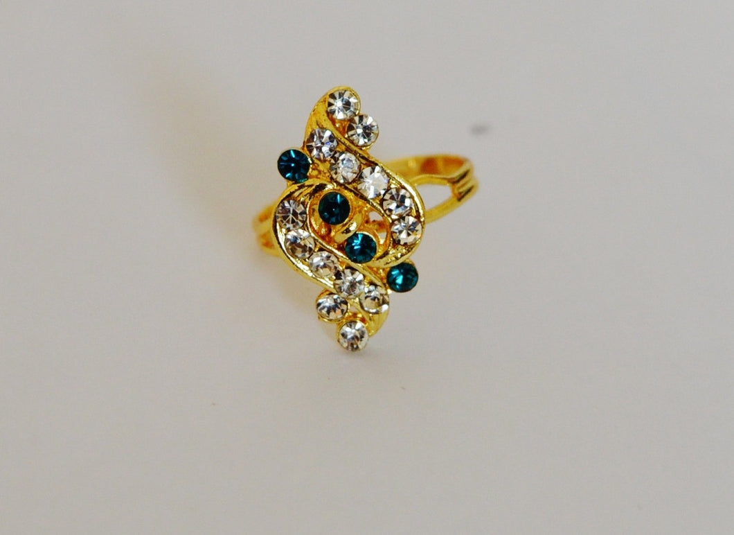 Beautiful Adjustable Ring