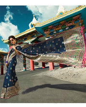 Super Stylish Designer Pure Silk Saree