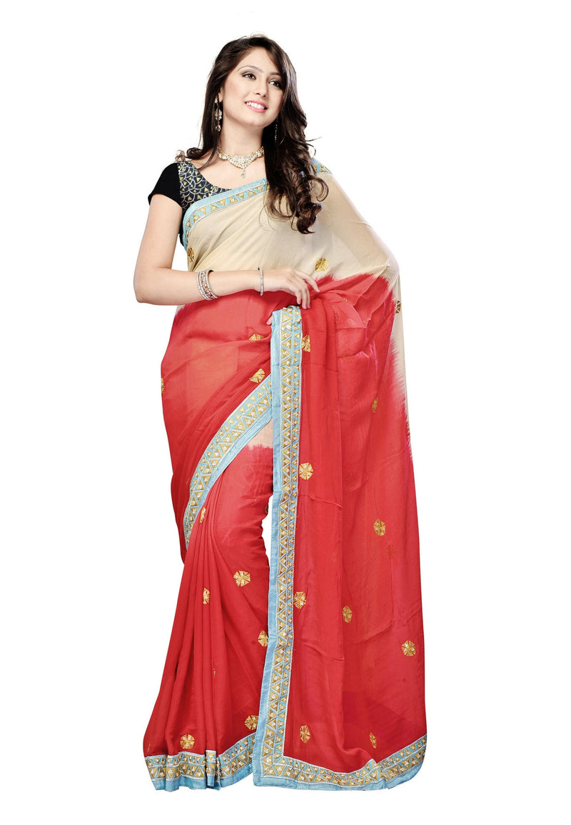Madhuri Dixit Pure Viscous Bollywood Designer Saree