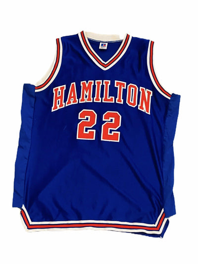 Hamilton Vintage Russell Jersey - BurnoutRemixed