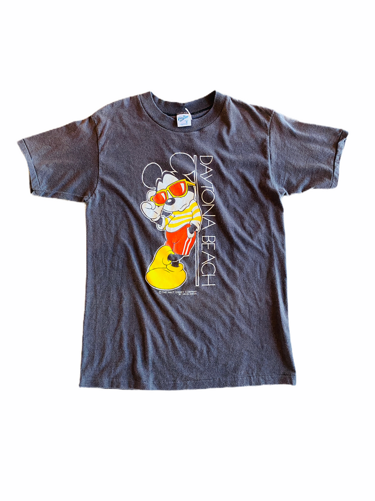 Mickey Daytona Beach Vintage Tee - BurnoutRemixed