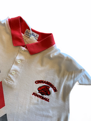 Vintage Cinnaminson Polo Shirt - BurnoutRemixed