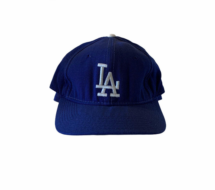 Vintage Los Angeles Dodgers Flex Fit Hat - BurnoutRemixed