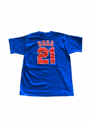 Vintage Chicago Bears #21 Sosa Tee - BurnoutRemixed