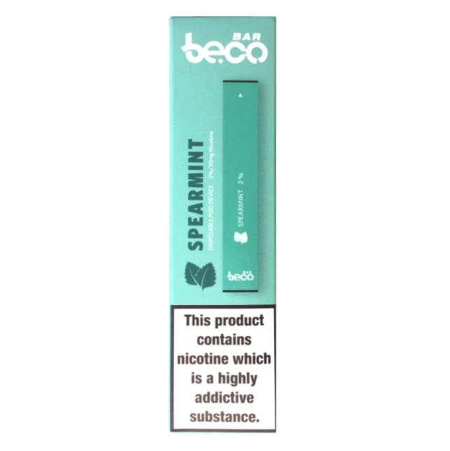 Kit pod jetable Spearmint Beco Puff Bar (5232781394057) (5826850848925)