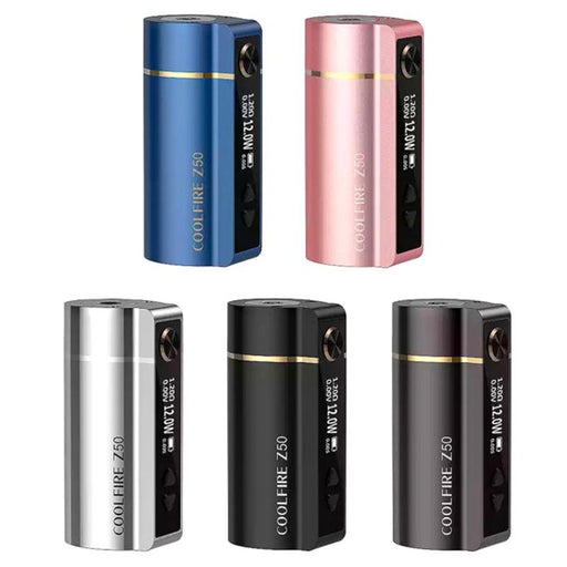 Box CoolFire Z50 Innokin (5131825512585) (5402242711709)