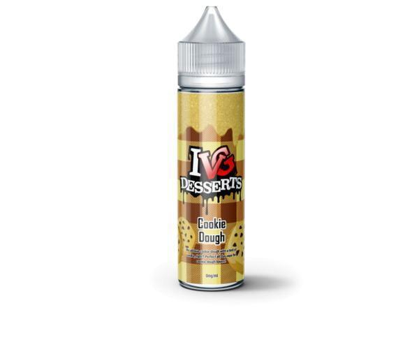 E-Liquide Desserts Cookie Dough 50ml IVG (5164124110985) (5402412744861)