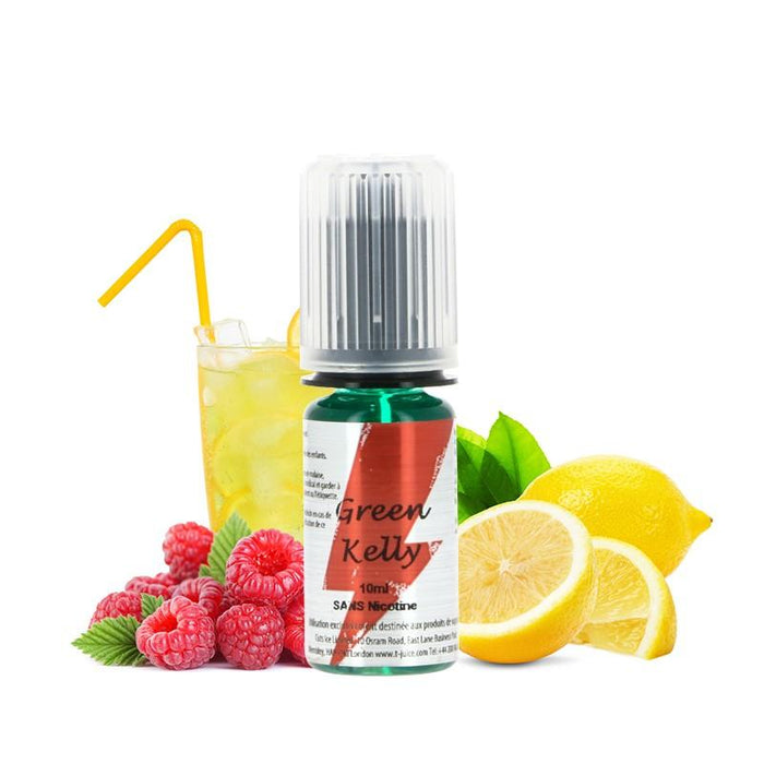 E-liquide Green Kelly T Juice (4420358996105) (5400998609053)