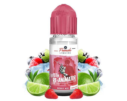 E-liquide Frozen Re-Animator Berry Mix 20ml Le French Liquide (4415691489417) (5400816877725)