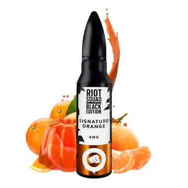 E-liquide Signature Orange 50ml Riot Squad (5164147540105) (5402444431517)