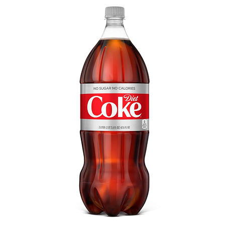 Diet Coke 2L Bottle