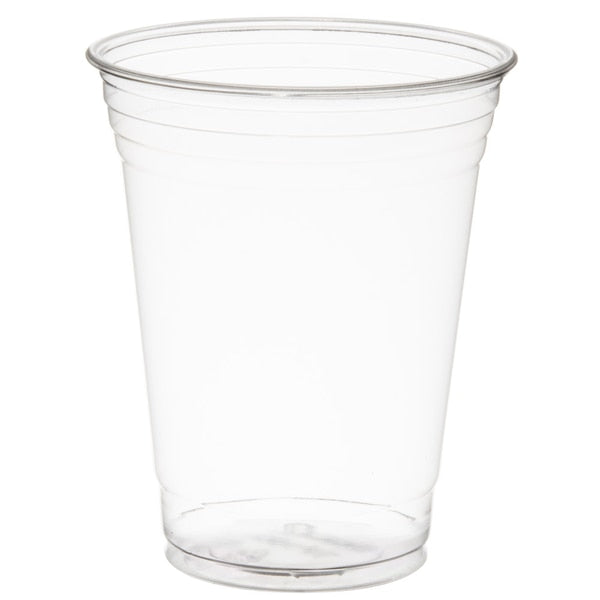 12 oz Clear Cups 50ct Sleeve