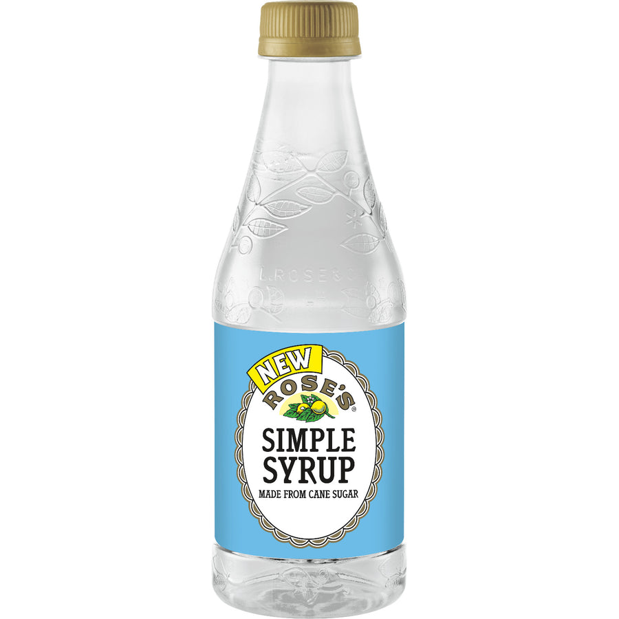 Rose's Simple Syrup 12 fl oz bottle