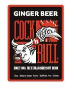 Cock n' Bull Ginger Beer 24ct 12 fl. oz Bottles