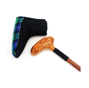 Tartan Putter Head Cover