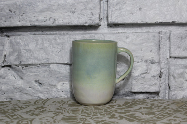 Ocean Breeze Pottery Mug