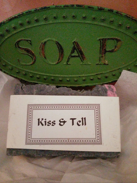 Kiss and Tell Soap