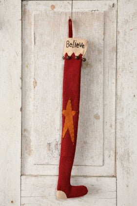 Believe Rusty Bells Star