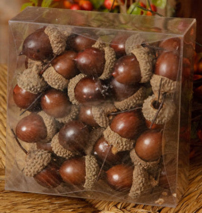 Decorative Acorns