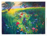 Field of Flowers Canvas