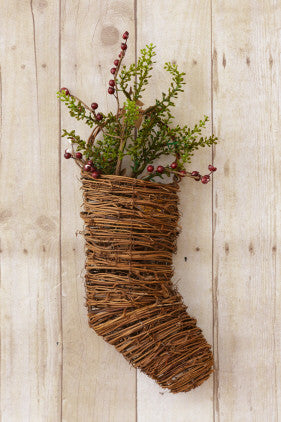Stocking Basket with Handle