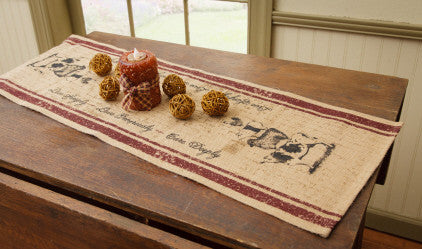 Farm Life - Table Runner