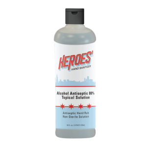 Heroes' Hand Sanitizer - Case