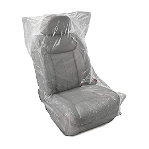 Seat Covers 1/2 mil - 500 FT Roll