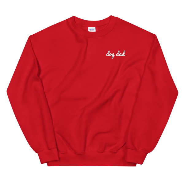 Dog Dad Crewneck