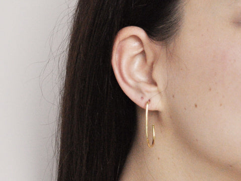 Arc Earrings - Teonella