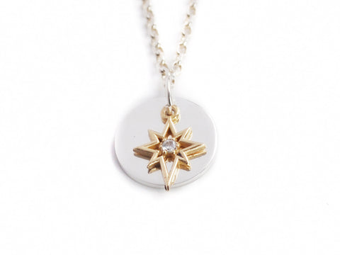 Northern Star Collaboration Necklace - Teonella