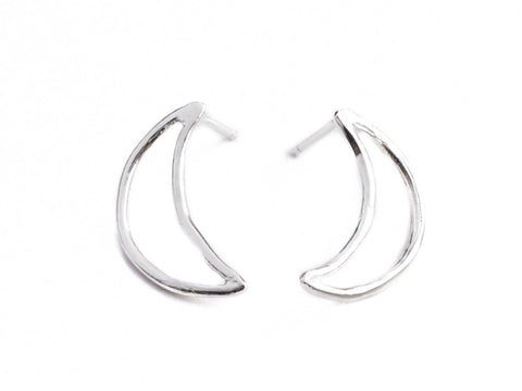 Neon Moon Earrings - Teonella