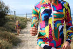 Load image into Gallery viewer, Women's Surfsuit - Cactus Blossom