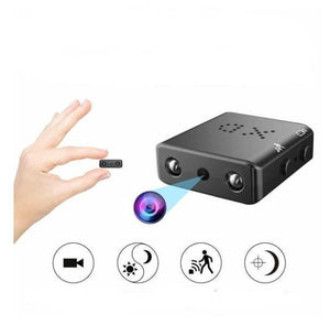 1080P Video Recorder with Night Vision and Motion Detection - RAPBLUE