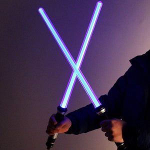 FUN LITTLE TOYS LED Light Saber Laser Sword - RAPBLUE